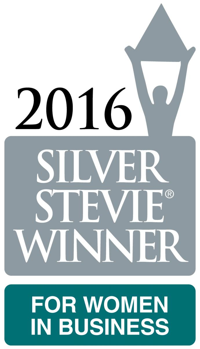 Lindy Ledohowski Silver Stevie Award for Women in Business