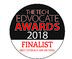 Tech Edvocate Awards Finalist for Best Literacy Tool